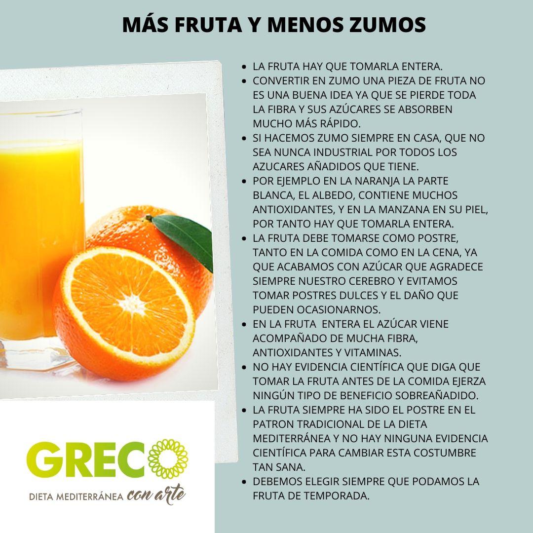 Aula Greco Salud Greco | Dieta mediterránea con Arte  cX6ze